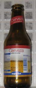 SuperSol Cerveza Lager Premium