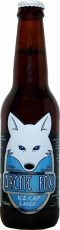 Arctic Fox Ice Cap Lager