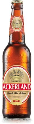 Meteor Ackerland Blonde - Imperial Pils/Strong Pale Lager