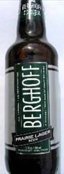 Berghoff Prairie Lager Beer