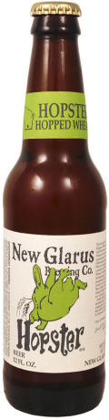 New Glarus Hopster - Wheat Ale