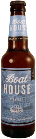 Titletown Boathouse Pilsner