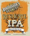 Bootleggers Rustic Rye IPA