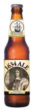 Brewer's Alley 1634 Ale