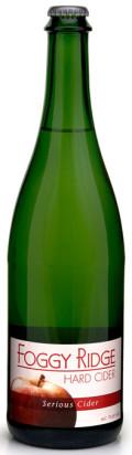 Foggy Ridge Serious Cider