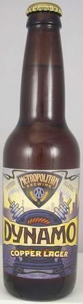 Metropolitan Dynamo Copper Lager