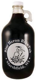 Blue Heron Black Bear Coffee Porter
