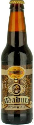 Cigar City Maduro Brown Ale