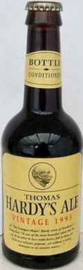 Eldridge Pope Thomas Hardy's Ale (all vintages to 1999)
