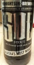 Midnight Sun SOB Stout (Son of Berserker)