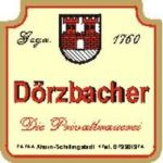 Privat-Brauerei D�rzbacher