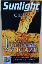 Sunlight Cider