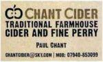 Chant Cider