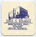 John S. Rhodell Brewery