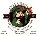 OHaras Brewpub and Restaurant