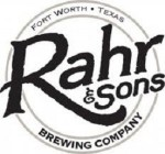 Rahr & Sons Brewing