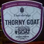 Thornbridge / Mountain Goat Thorny Goat