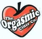 Orgasmic Cider