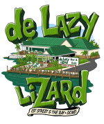 de Lazy Lizard Brew Pub