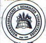 Wei�bierbrauerei Behringer