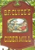B.F. Clydes Cider Mill