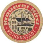 Brauerei H�sl Rothenstadt