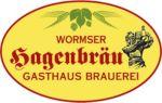 Wormser Hagenbr�u Gasthaus Brauerei