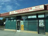 Freeman�s Liquor