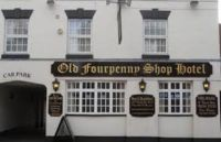 Old Fourpenny Shop Hotel
