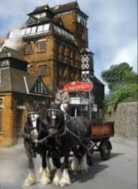 Hook Norton Brewery Visitor Centre and Pear Tree Inn