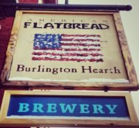 American Flatbread Burlington Hearth / Zero Gravity Craft Brewery
