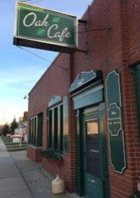 The Oak Cafe