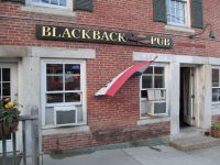 Black Back Pub and Flyshop