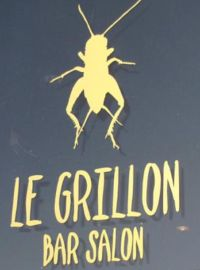 Le Grillon Bar Salon