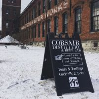 Corsair Artisan Distillery & Taproom