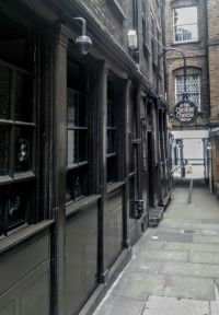 Ye Olde Cheshire Cheese (Sam Smith�s)