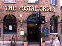 Postal Order (JDW)