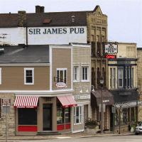 Sir James Pub