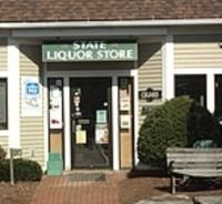 State Liquor Store - Stowe