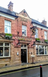 Cross Keys (Nicholson�s)