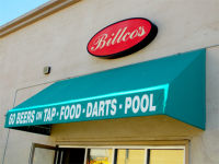 Billco�s Billiards & Darts Parlor