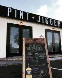 Pint + Jigger