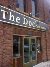 The Dock on Princess