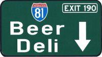 Exit 190 Beer Deli