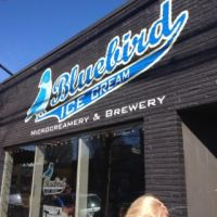 Bluebird Microcreamery & Brewery