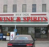 Hyde Park Wine and Spirits