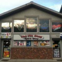Pit Stop Spirit Shop