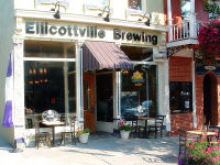 Ellicottville Brewing Company West