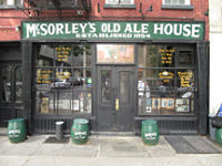 McSorley�s Old Ale House
