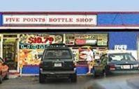 Five Points Bottle Shop - Atlanta Hwy.